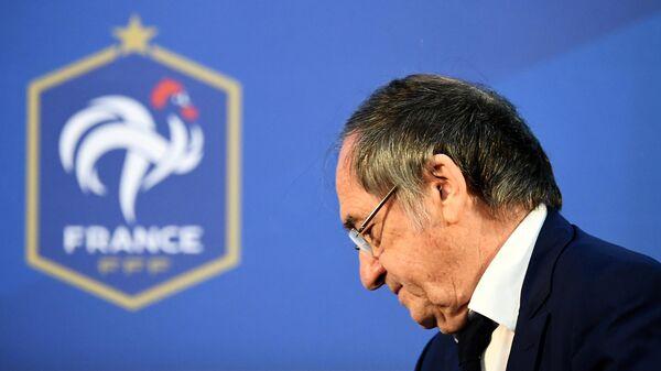 Федерация футбола Франции перенесла выборы главы организации