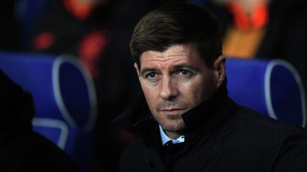 """СМИ: тренер """"Рейнджерс"""" Джеррард может продолжить карьеру в Англии"""