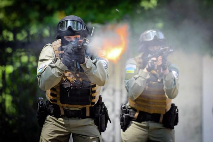 Ukrainian special forces - RIA Novosti, 1920, 11/10/2020