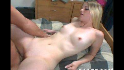 Teen blonde hardcore sex