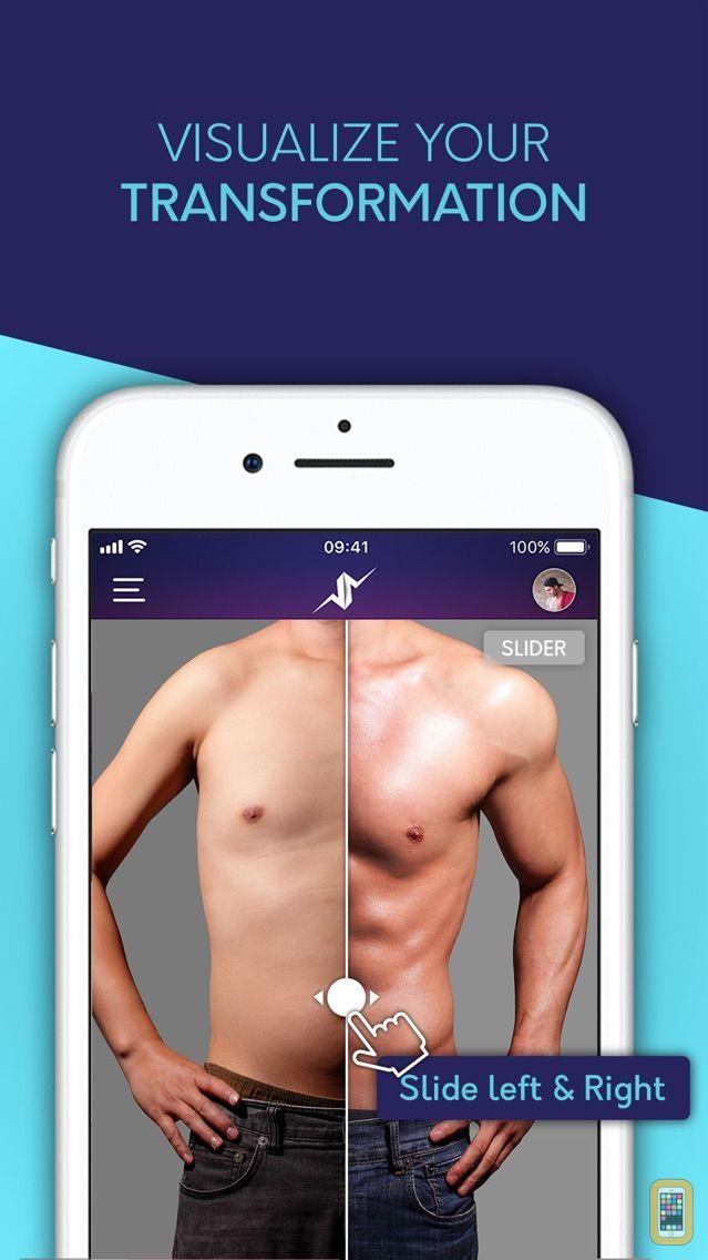 BodyShapr: Body Progress Photo for iPhone - App Info ...