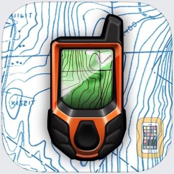GPS Kit - Offline GPS Tracker for iPhone - App Info & Stats | iOSnoops