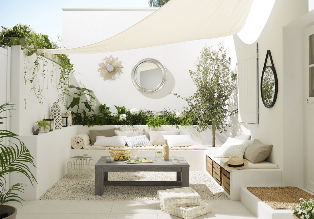 Les 8 ides  piquer  cette terrasse  Elle Dcoration