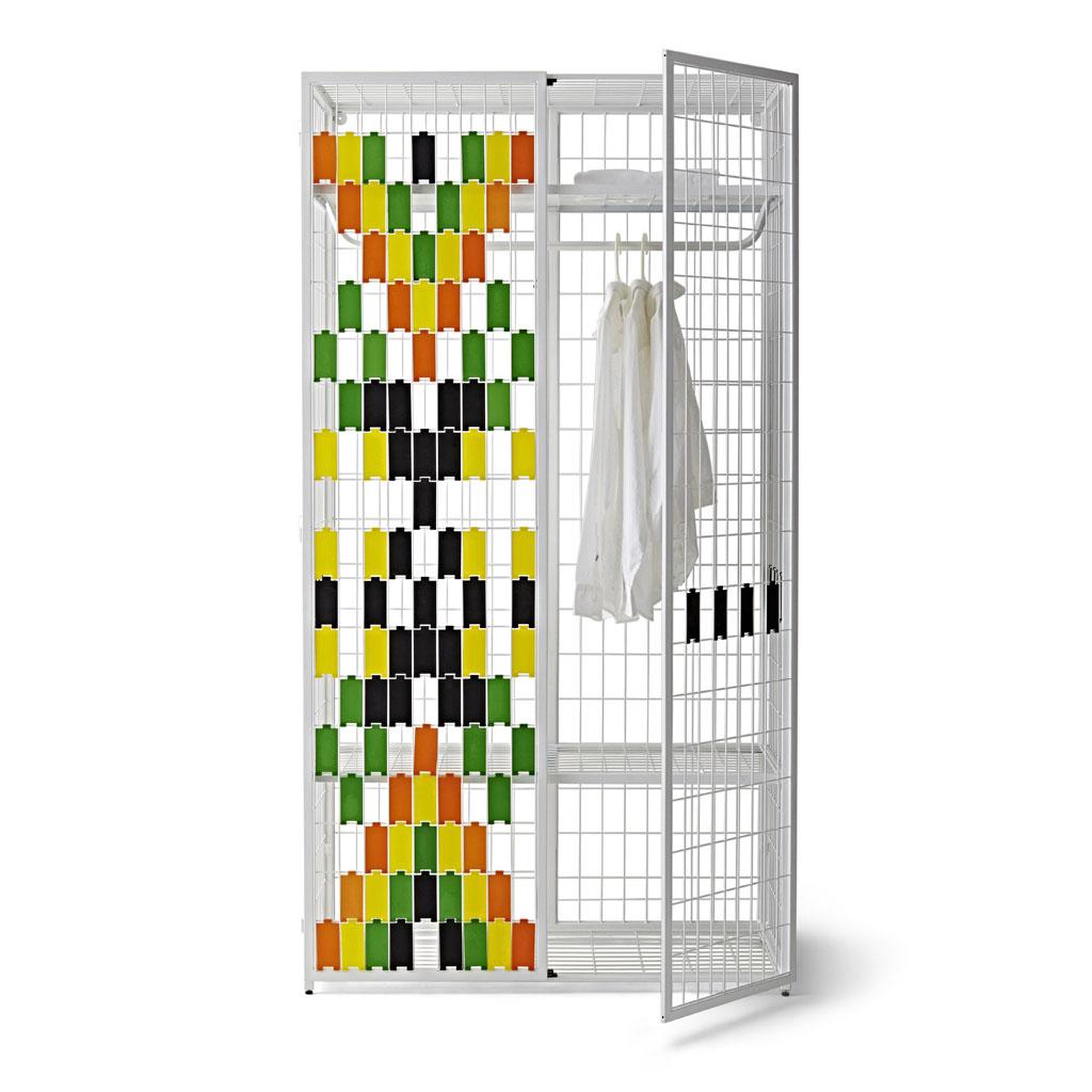 Ikea Armoire Metallique