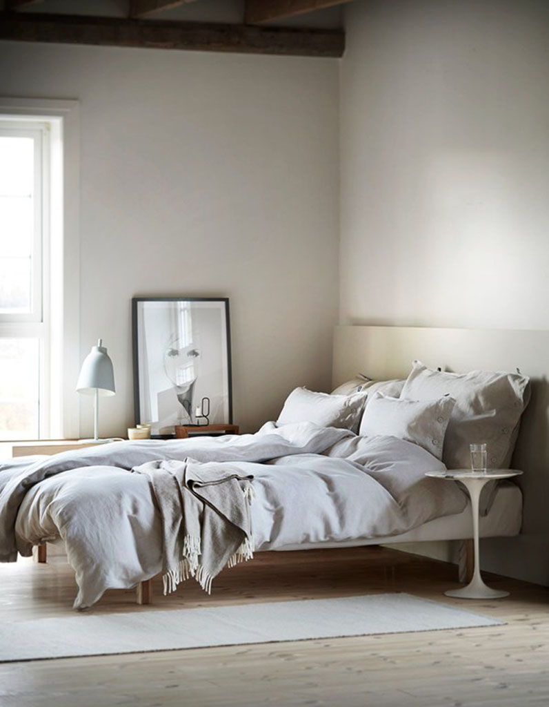 Chambre cocooning  nos 20 plus belles chambres cocooning  Elle Dcoration