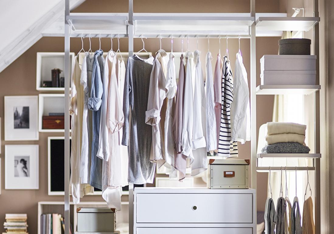 Dressing Ikea  les modles les plus styls  Elle Dcoration