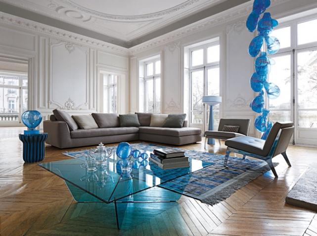Idees Deco Salon Haussmannien