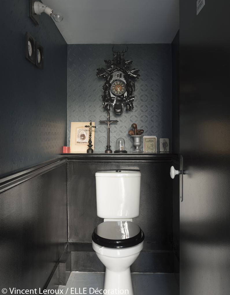 dco originale dans le loft parisien dHerv Lopez  le loft le plus kitsch de Paris   Elle