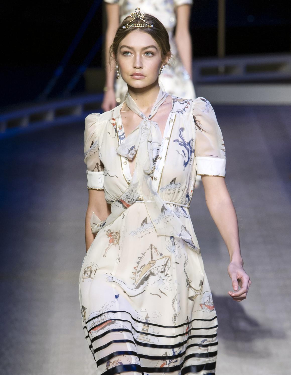Fashion Week de New York : suivez en direct le défilé Tommy Hilfiger automne-hiver 2016-17 - Elle