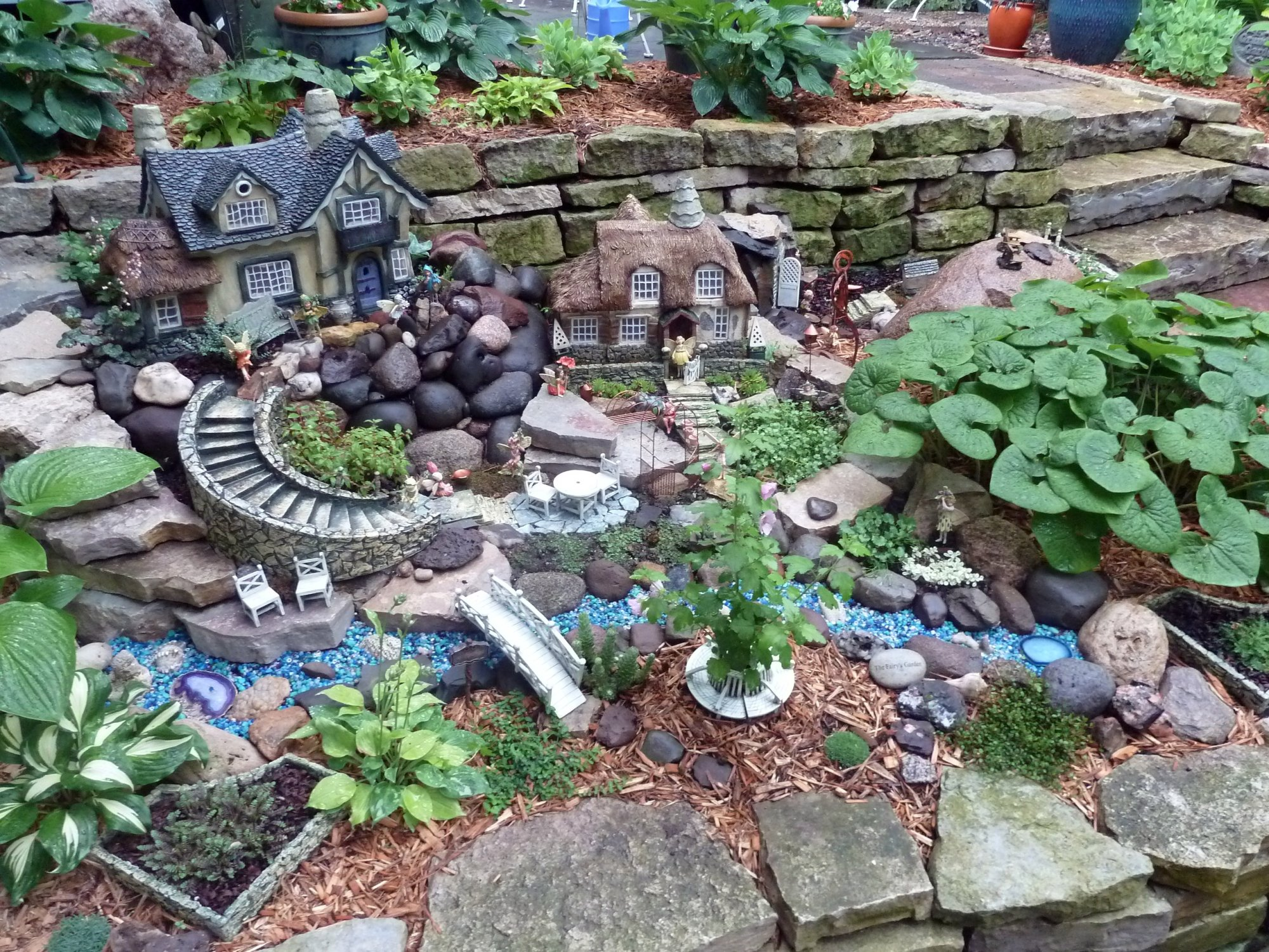 Creating A Fairy Garden In The Landscape Pahl's Market Apple