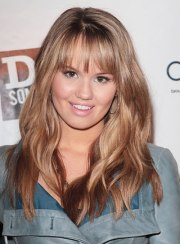 long sexy hairstyles with bangs