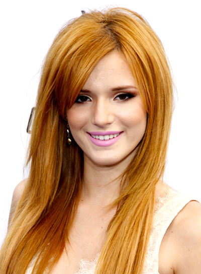 Long Layered Red Hairstyles Beauty Riot