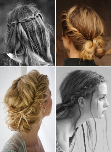 Stylish Ways To Wear Dirty Hair Beauty Riot