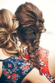 easy summer hairstyles - braids