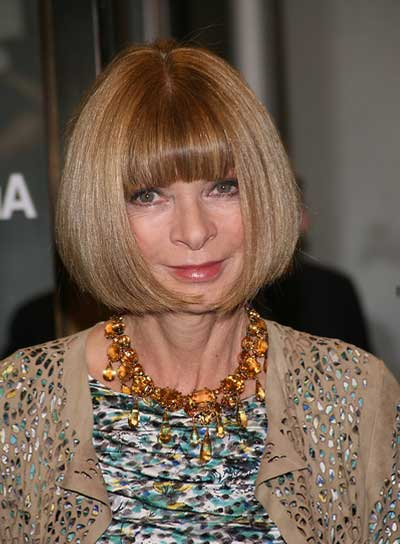 Anna Wintour Beauty Riot