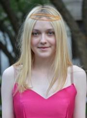 medium straight hairstyles - beauty