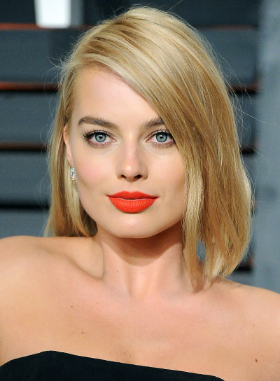 Margot Robbie Beauty Riot