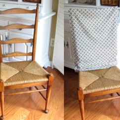 How To Make Easy Chair Covers For Wedding Childrens Study Table And No Sew Pillow Case