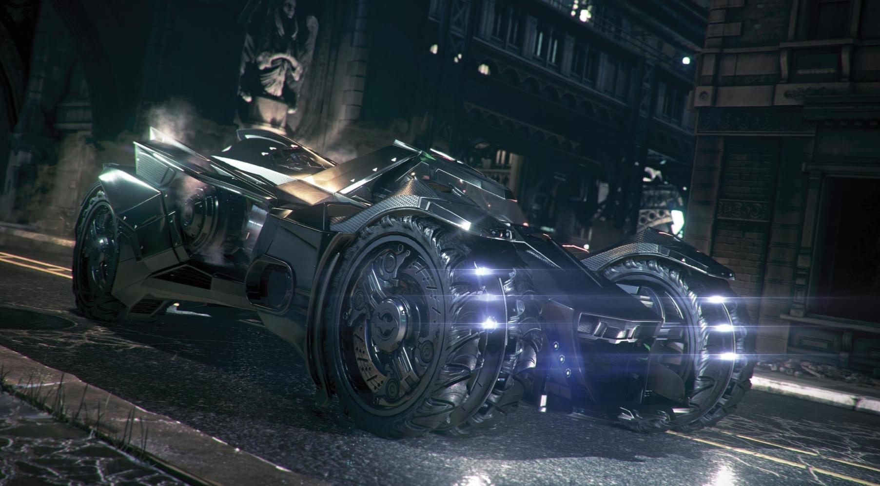 Batmobilecentric Trailer For Batman Arkham Knight Debuts