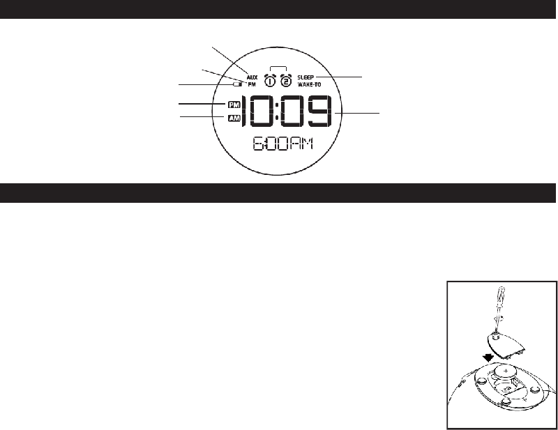 iHome IM29 Clock Radio Instruction manual PDF View