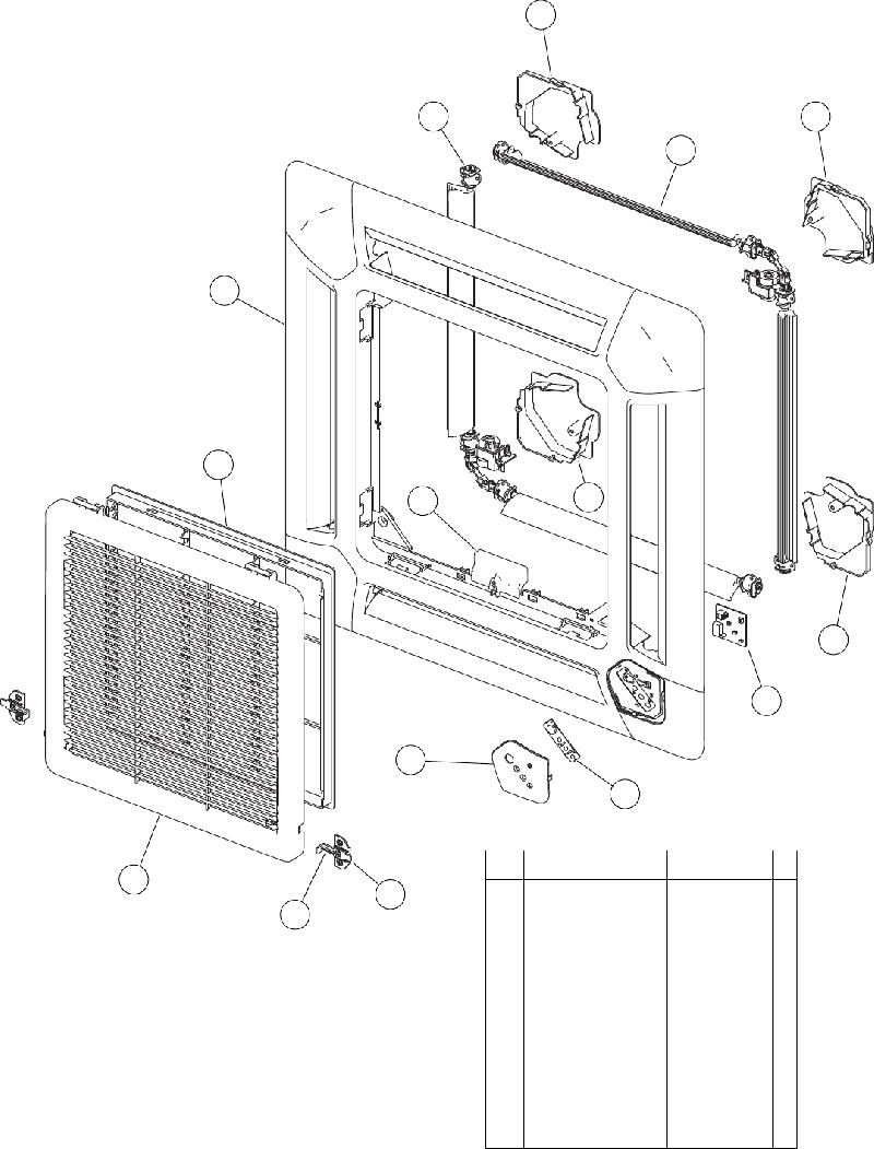 Fujitsu AOYA12LACL Heat Pump Service manual PDF View