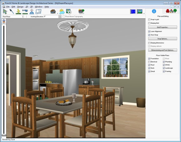 Interior design software download