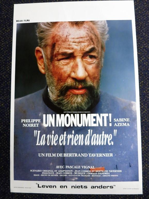 La Vie Et Rien D'autre : d'autre, D'AUTRE, Belgian, Movie, Poster, Store