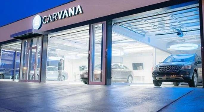 Analyst Carvana (nyse Cvna)'s Success Shows Used Car