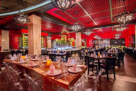 Top spots to dine in Birmingham this Valentine's Day