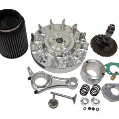 Kohler Mand Racing Parts Daikin Inverter Ac Wiring Diagram Ch 270hpkit High Performance Ch270 Kit Arc