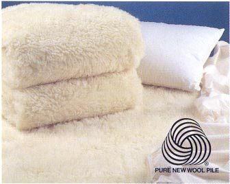 Medical Sheepskin for BedsorePressure Sore Prevention