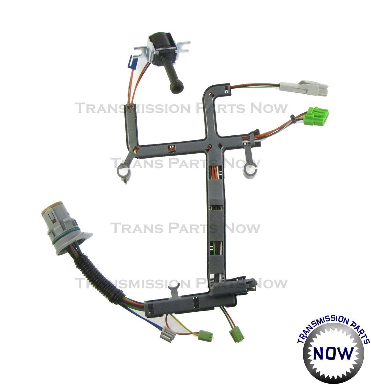 rostra 350 0152 4l65e 4l70e 2009 2012 wiring harness wire loom 2009 2012 internal transmission wiring [ 1219 x 1280 Pixel ]