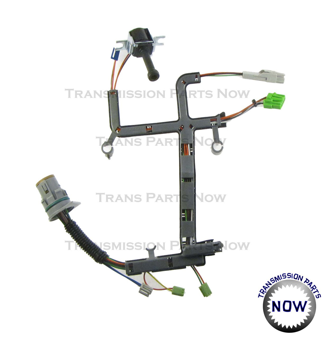 small resolution of rostra 350 0152 4l65e 4l70e 2009 2012 wiring harness wire loom 2009 2012 internal transmission wiring