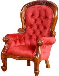 Victorian Doll Armchair | Laurel Crown