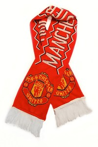Manchester United FC Fan Scarf