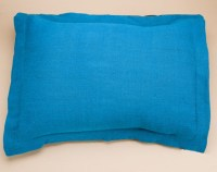 Blue Matching Pillow Sham