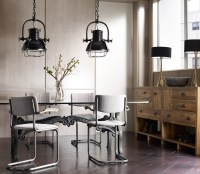 Dutch Industrial Dining Table | Zin Home