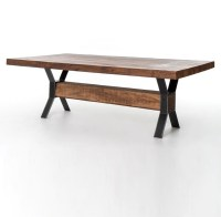 "Bina Tyson Industrial 72"" Dining Table 