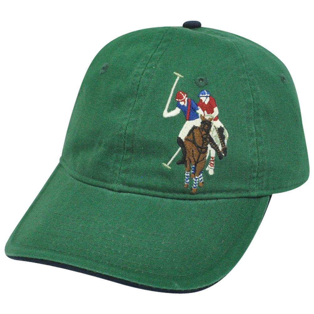 Polo Association Assn Mens Tonal Horse Logo Garment