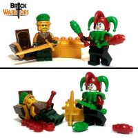 Custom LEGO Weapon of the Week - Juggling Pin - BrickWarriors