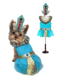 Cleopatra Costume For Dogs