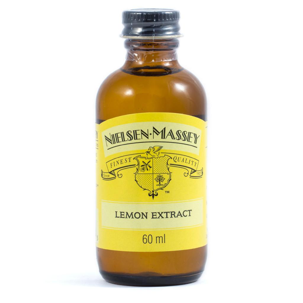 Lemon Extract Ingredients