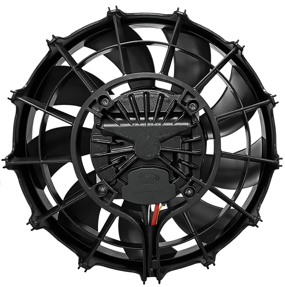 spal brushless fan and shroud packages learn more today mix brushless fan benefits spal fans wiring diagram  [ 970 x 977 Pixel ]