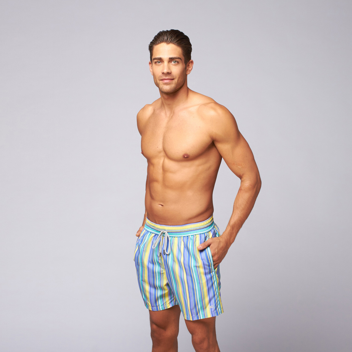 Le Club Sunrise Swim Short E62 ($65)