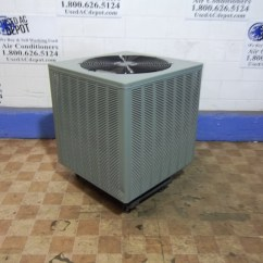 Rheem Central Air Conditioning Wiring Diagram Aircraft Carrier Lennox Used Conditioner Condenser 13acx 024