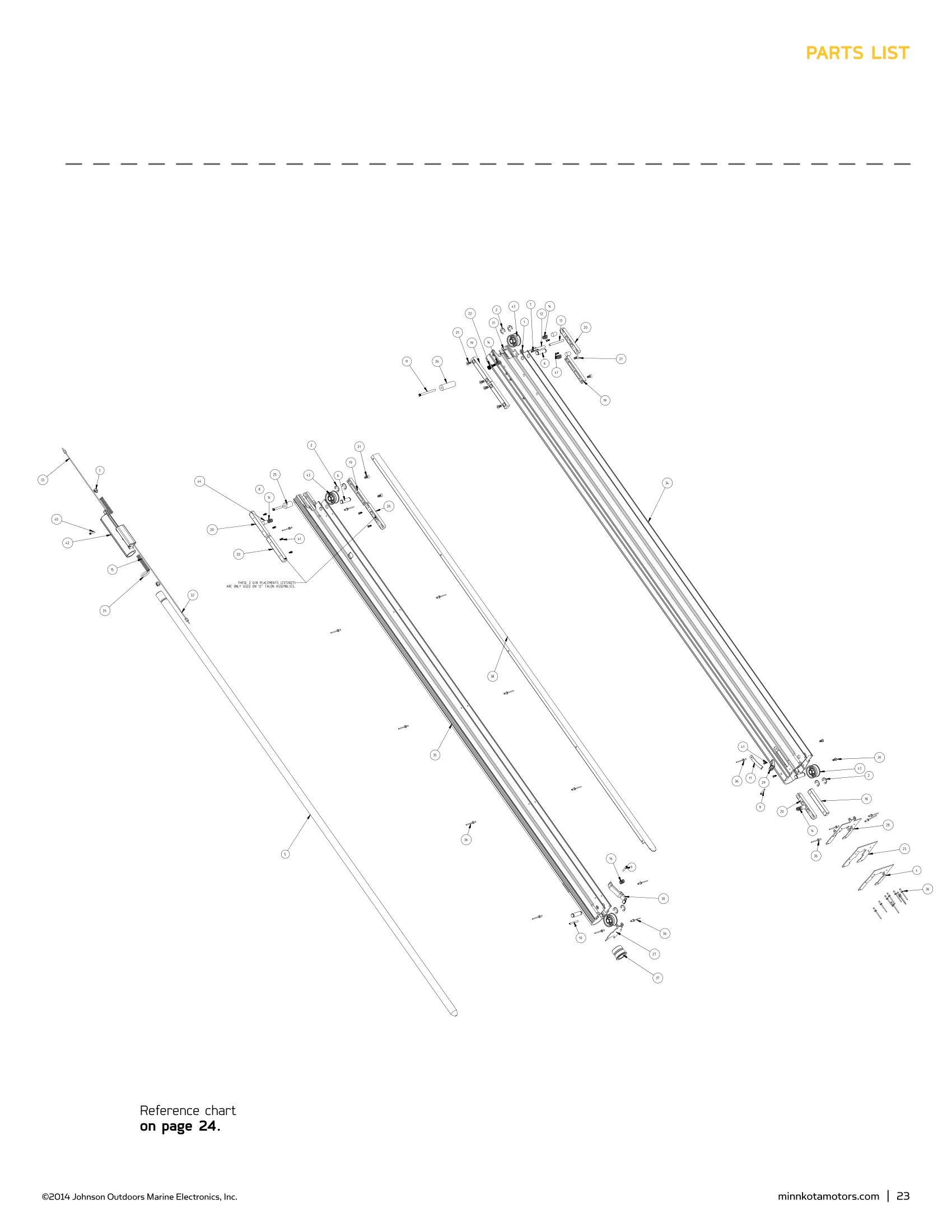 [DIAGRAM in Pictures Database] Minn Kota Talon Wiring