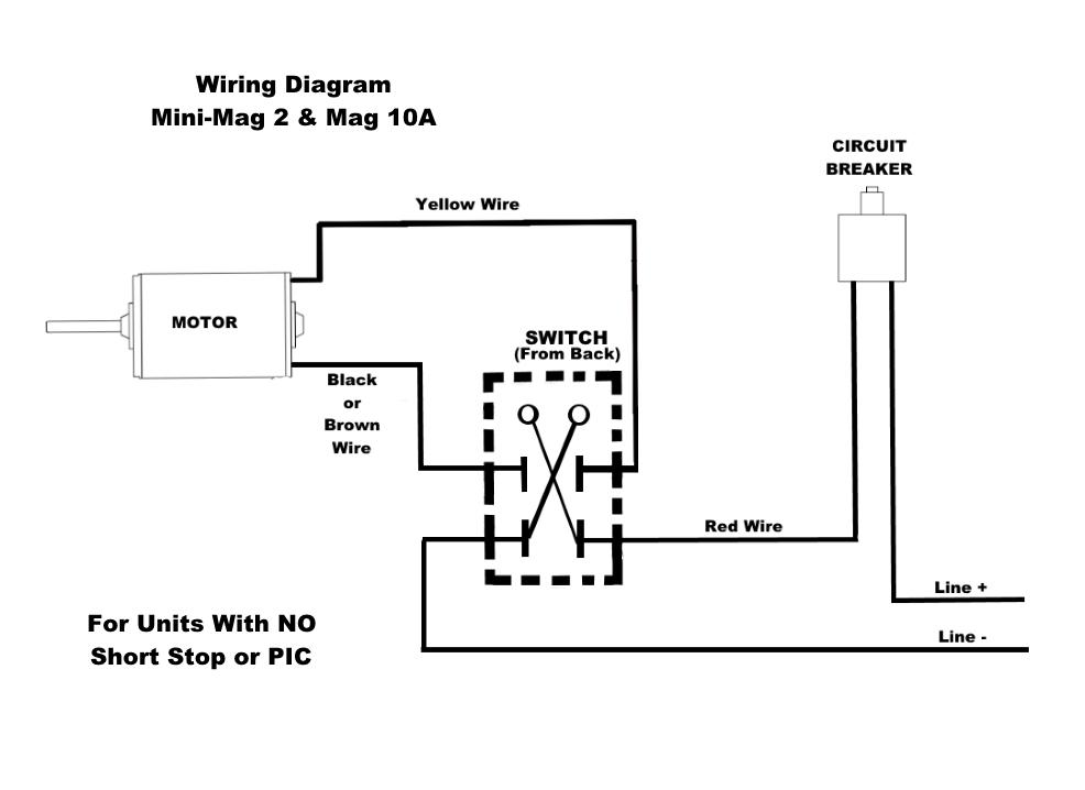 snowmobile trailer wire diagram