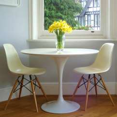 Tulip Dining Room Chairs Bridal Chair Covers For Sale Tables Table Kardiel