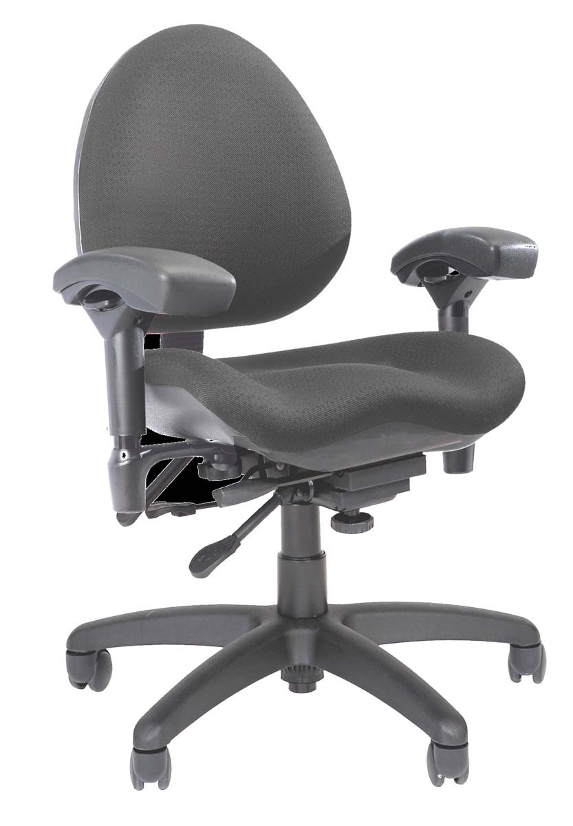 ez posture chair professional office chairs bodybilt contour task mid back l 757