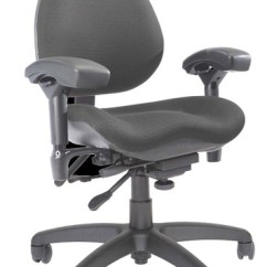 Ez Posture Chair Outdoor Cushions New Zealand Bodybilt Contour Task Mid Back L 757